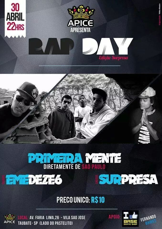 flyer de rap aildoc productoseb co